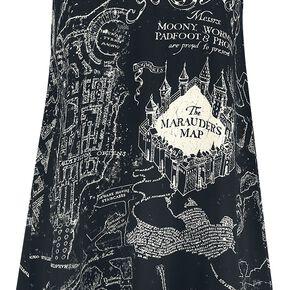 Harry Potter La Carte Du Maraudeur Robe noir