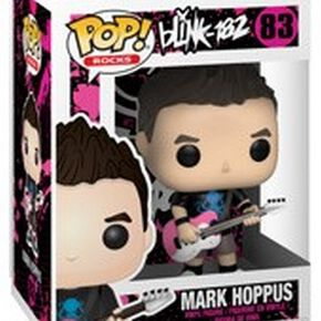 Figurine Pop! Mark Hoppus - Blink 182