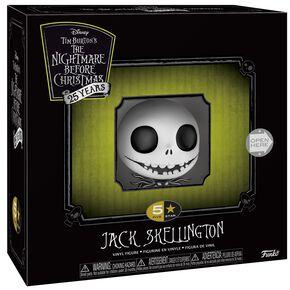 Funko 5 Star Vinyl Figure: The Nightmare Before Christmas - Jack Skellington