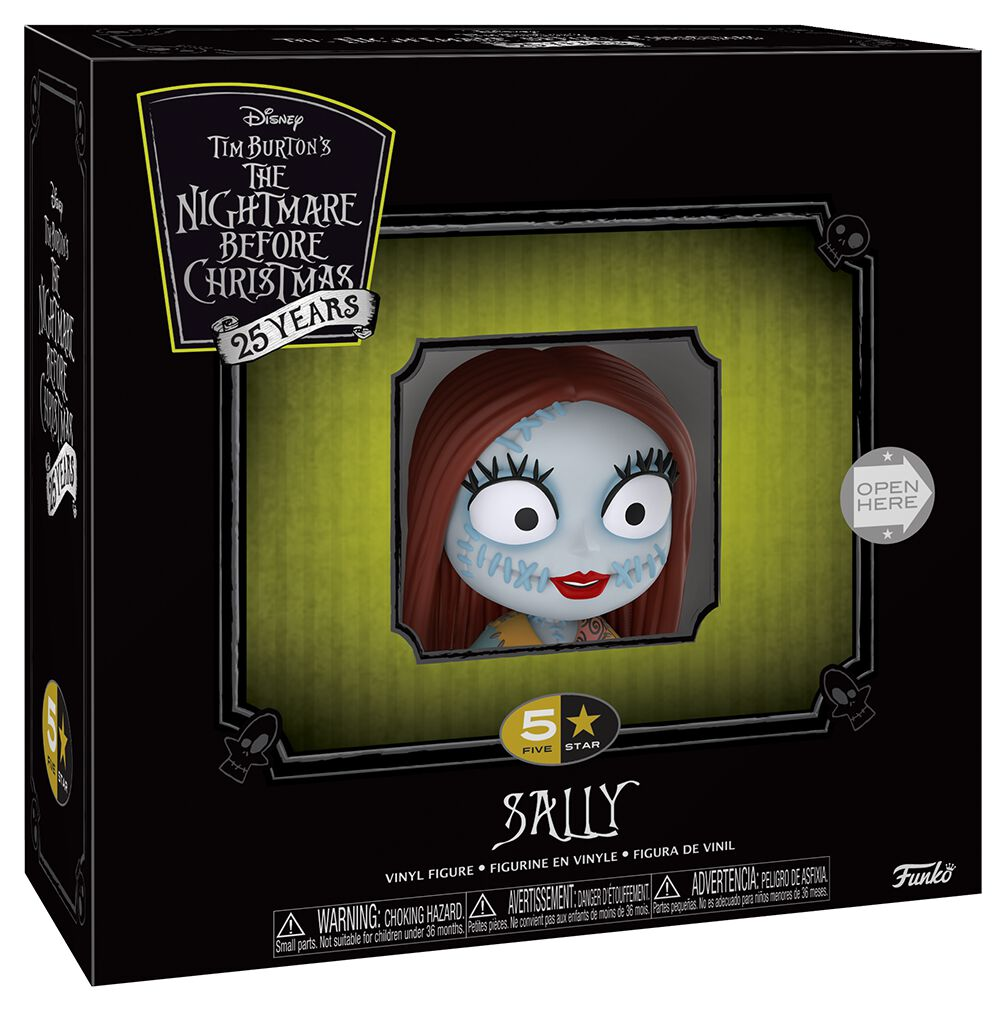 The Nightmare Before Christmas 5 Star - Sally S...