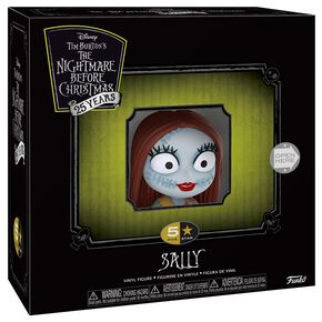 Funko 5 Star Vinyl Figure: The Nightmare Before Christmas - Sally