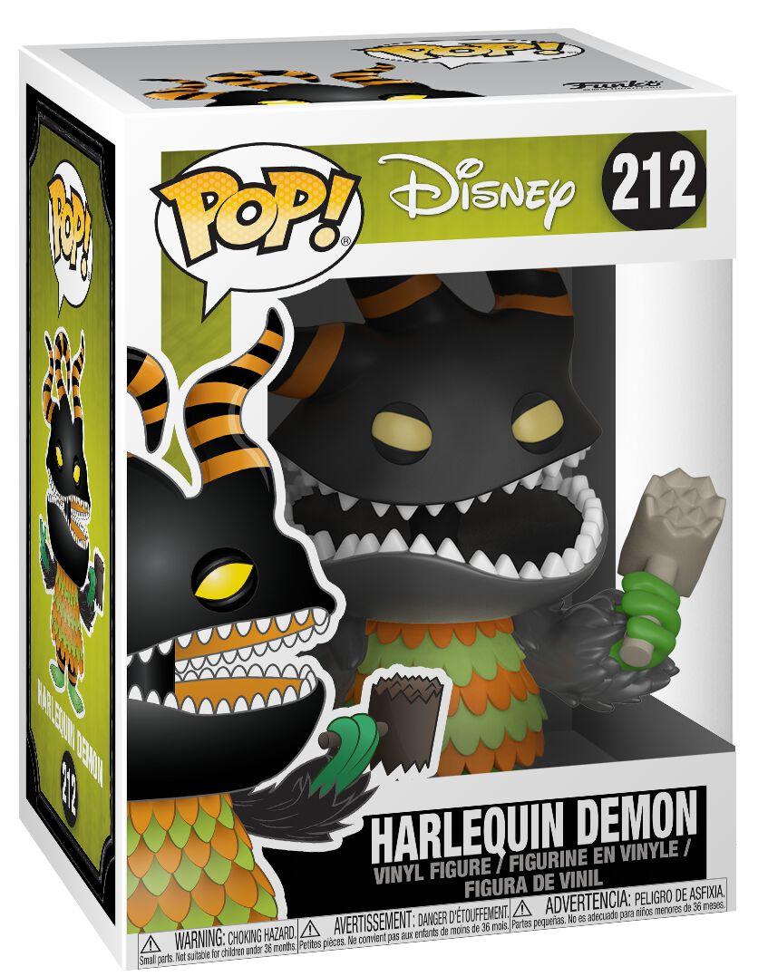 Image of   The Nightmare Before Christmas Harlequin Demon Vinyl Figure 212 Samlefigur Standard