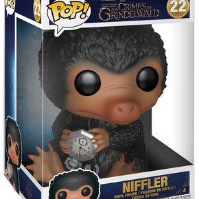 Les Animaux Fantastiques Les Crimes De Grindelwald - Figurine En VinyleNiffleur (Super Sized Pop) 22 Figurine de collection Standard