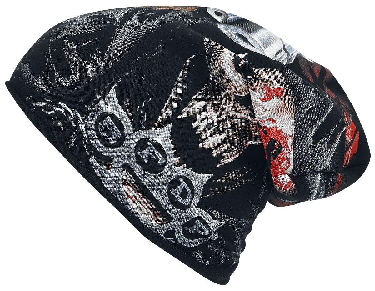 Image of   Five Finger Death Punch Assassin - Light Beanie Beanie multifarvet