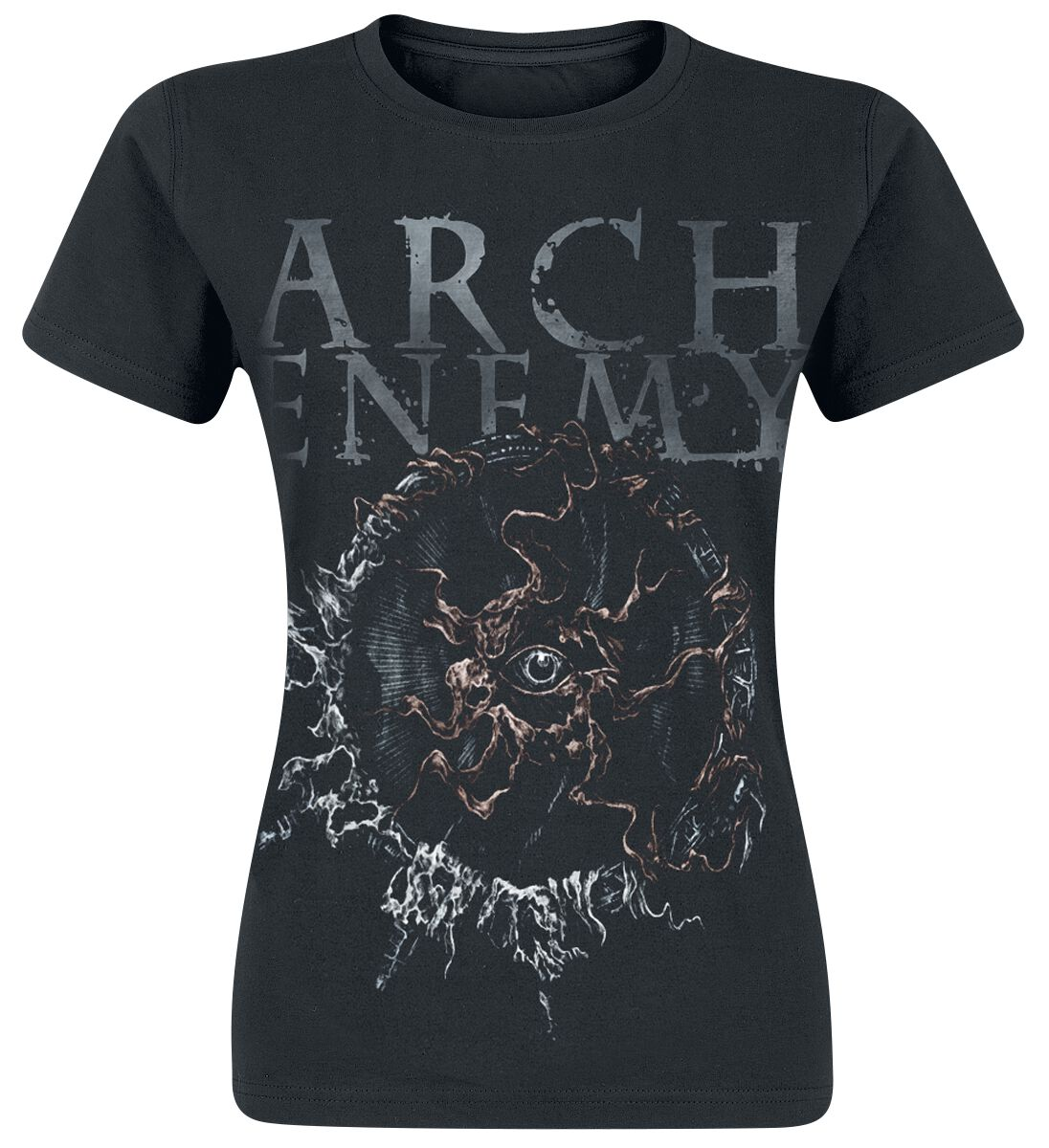 Image of   Arch Enemy BoxSet Girlie trøje sort