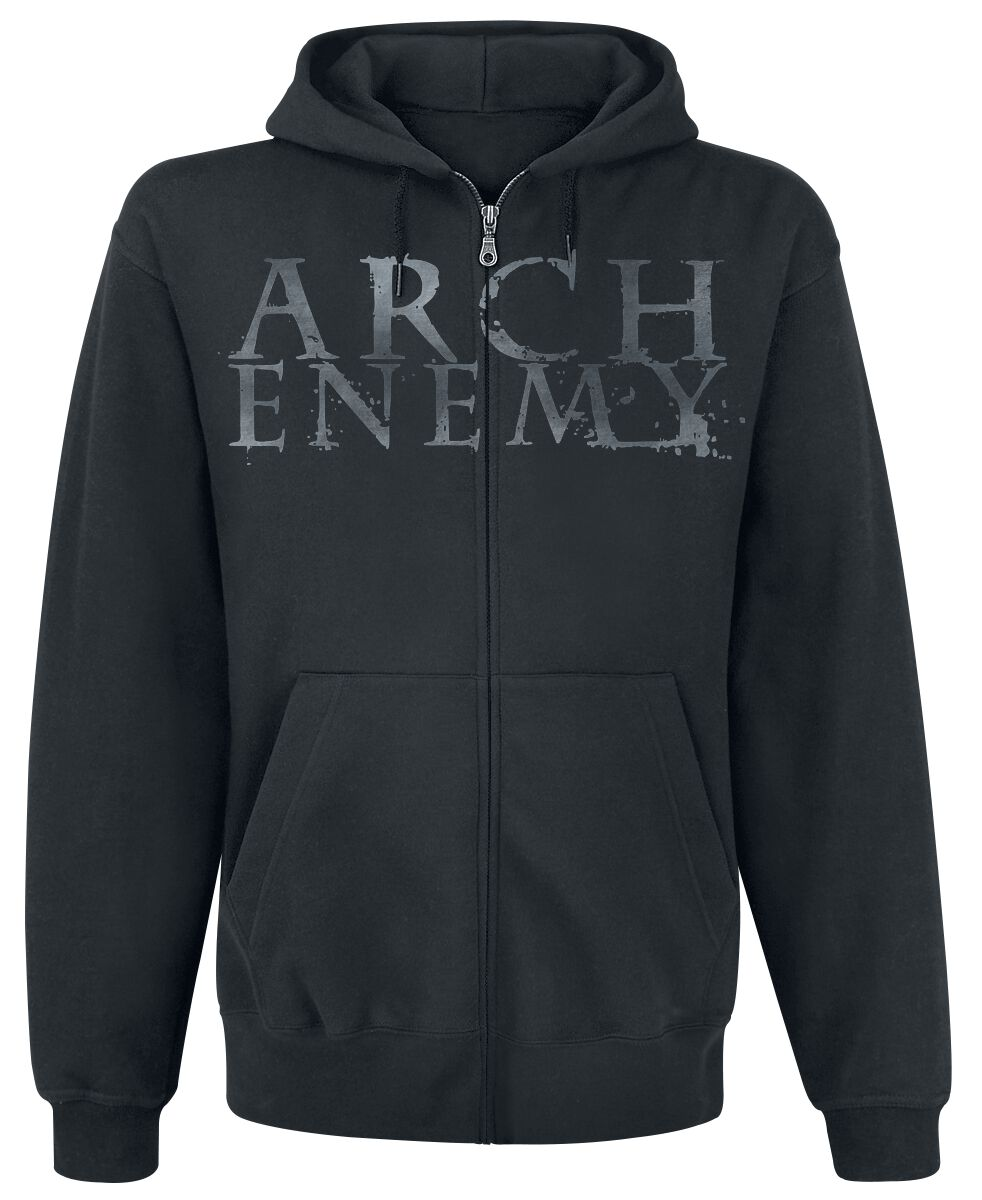 Image of   Arch Enemy BoxSet Hættejakke sort