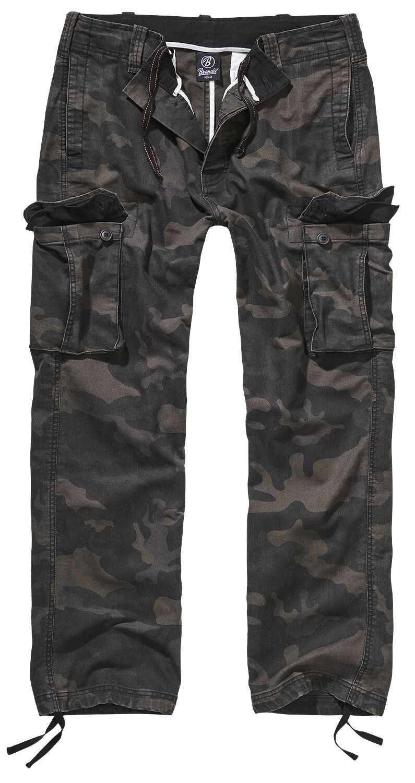 Image of   Brandit Heavy Weight Trouser Bukser mørk camo