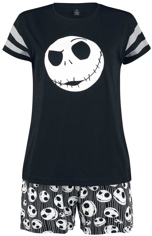 Image of   The Nightmare Before Christmas Jack Skulls Pyjamas sort
