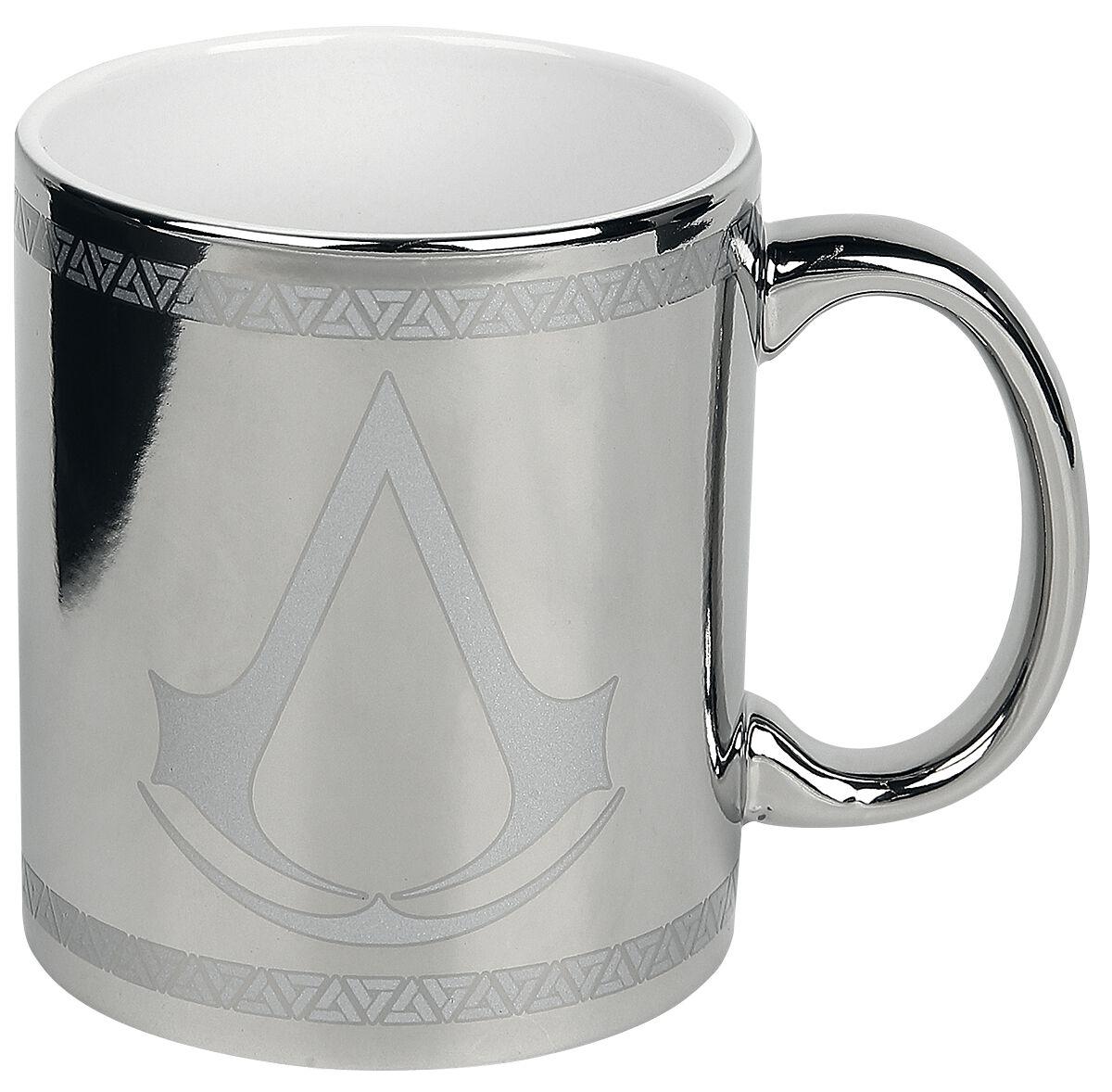 Image of   Assassin's Creed Chrome Logo Krus krom