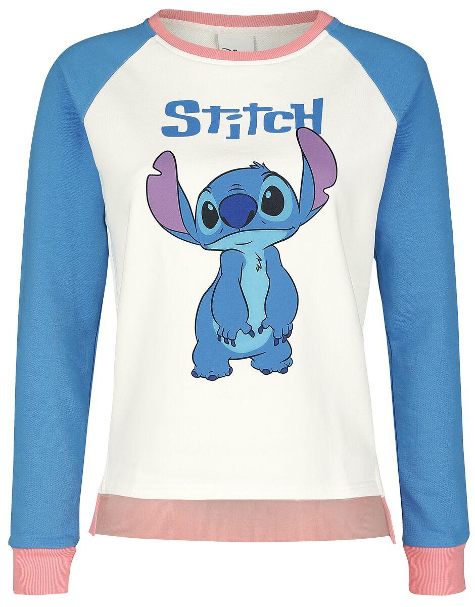 Lilo & Stitch Stitch Bluza damska wielokolorowy