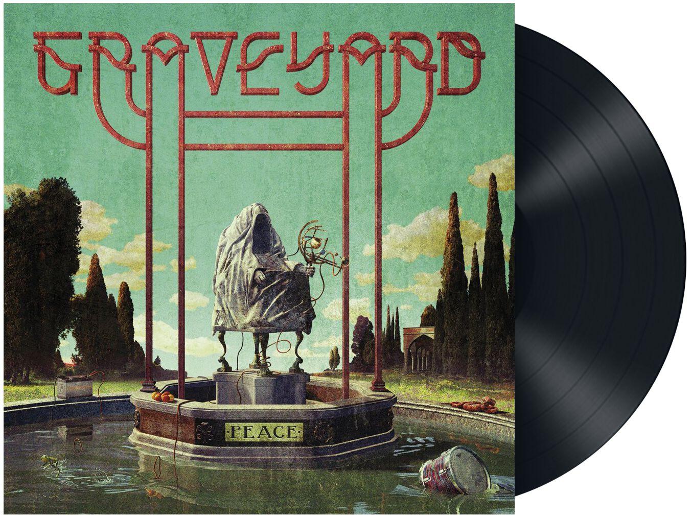 Graveyard Peace LP Standard