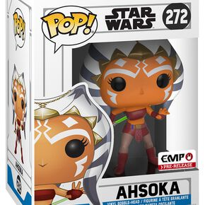 Star Wars La Guerre Des Clones - Figurine En Vinyle Ahsoka 272 Figurine de collection Standard