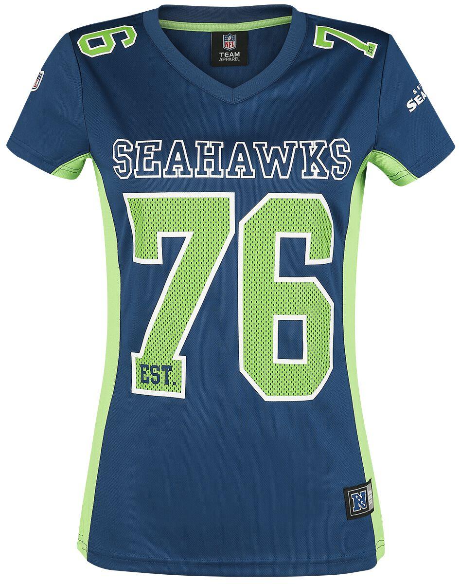 NFL Seattle Seahawks Koszulka damska granatowy