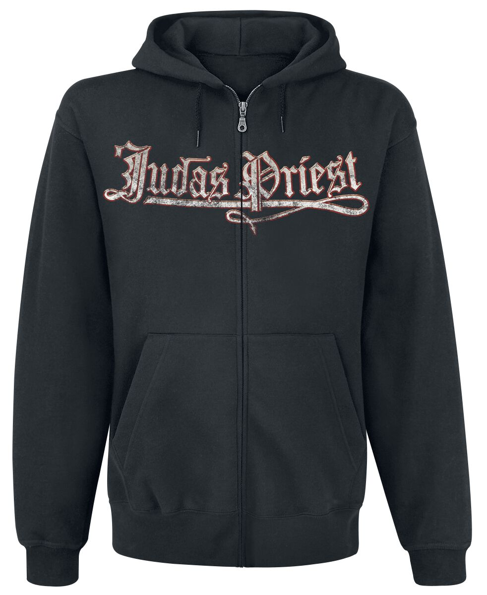 Image of   Judas Priest Sad Wings Hættejakke sort