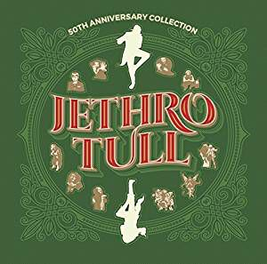 Jethro Tull 50th anniversary collection CD Stan...