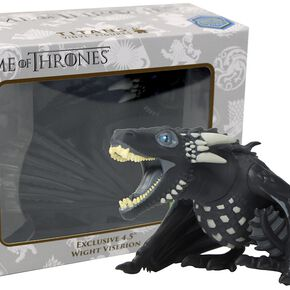 Game Of Thrones SDCC - Viserion - Zombie Figurine de collection Standard