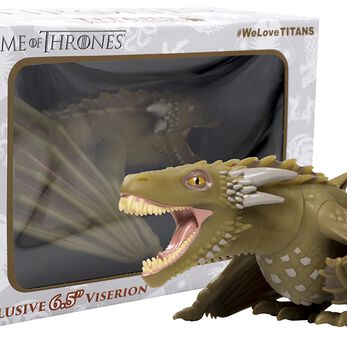 Game Of Thrones Viserion Figurine de collection Standard