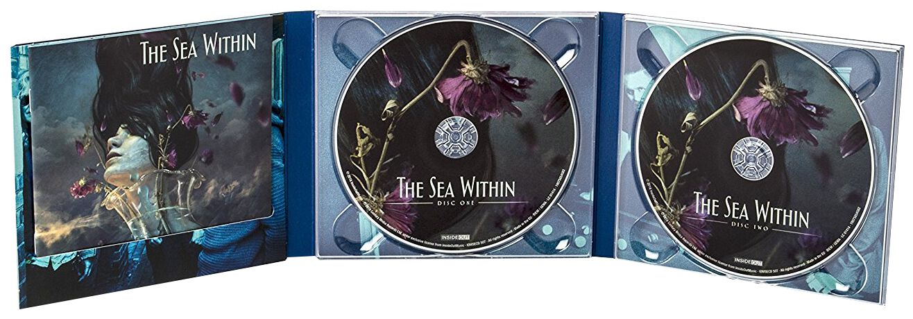 The Sea Within The Sea Within 2-CD Standard