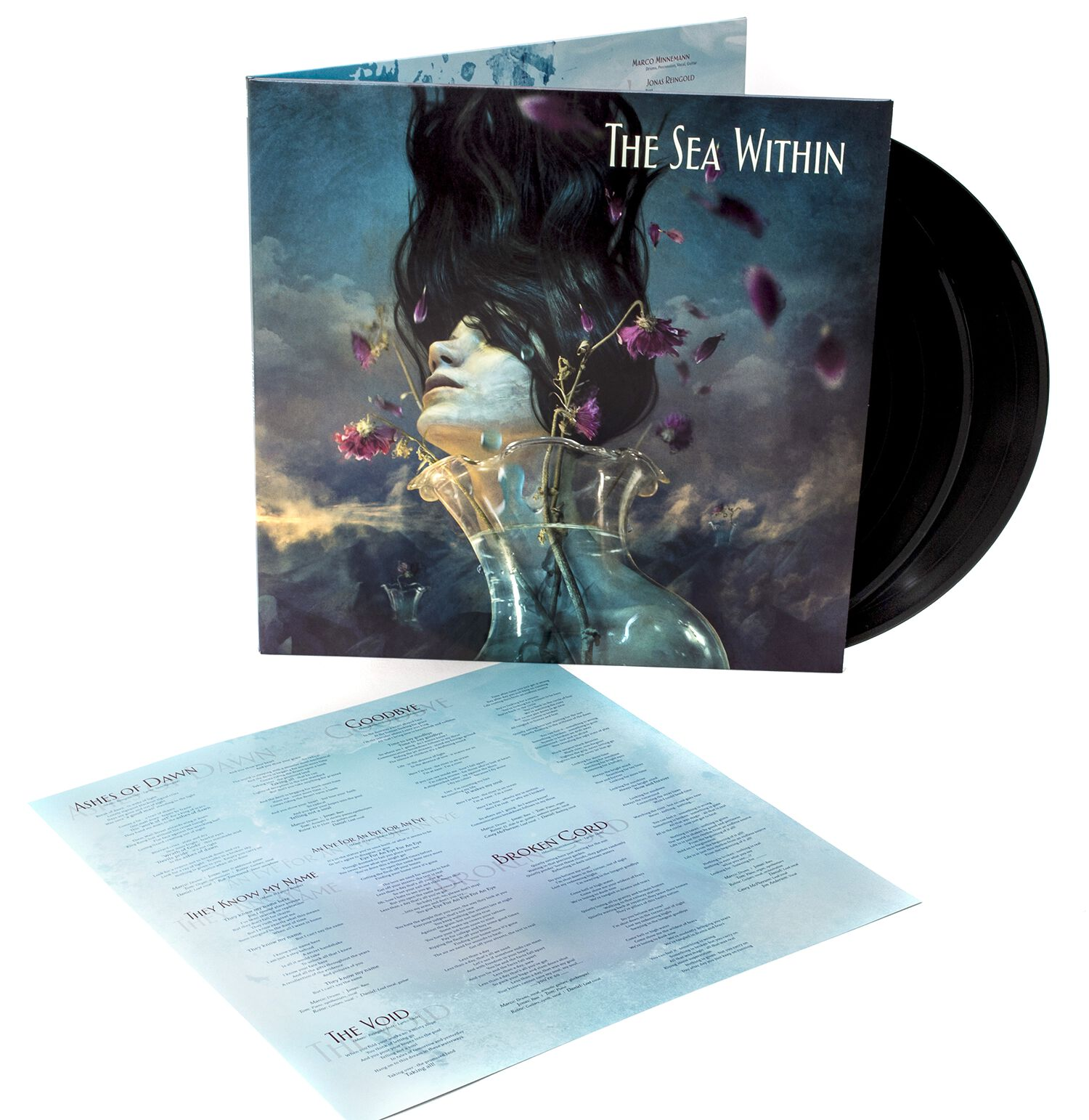 The Sea Within The Sea Within 2-LP & 2-CD Standard