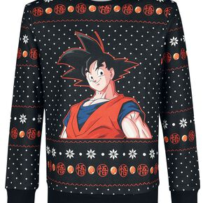 Dragon Ball Z Son Goku Sweat-shirt multicolore