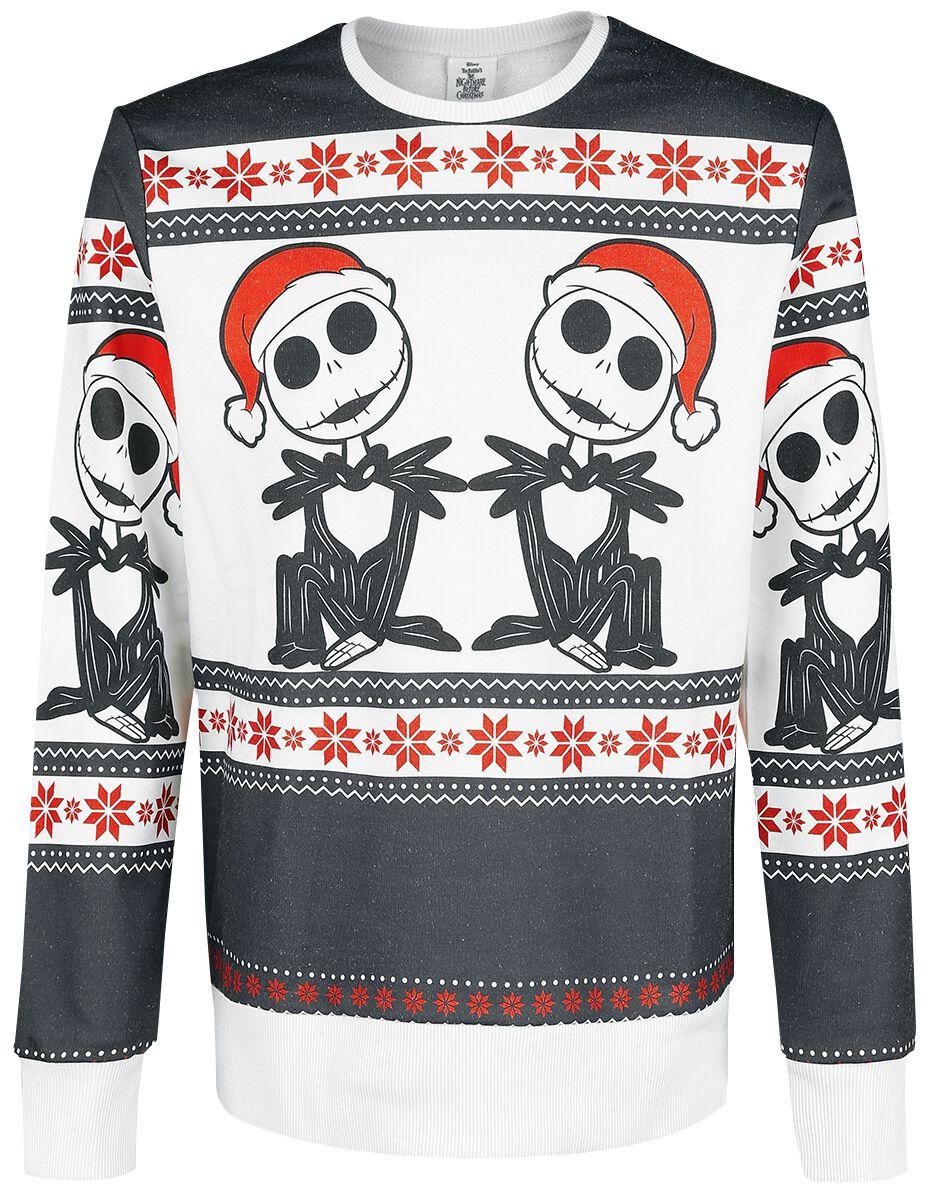 Image of   The Nightmare Before Christmas Christmas Sweater Sweatshirt multifarvet