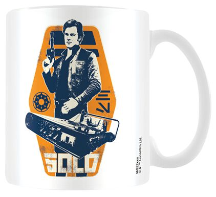 Star Wars Solo - A Star Wars Story - Han Icon T...