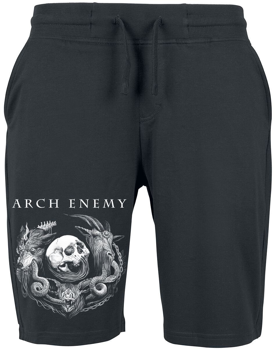 Image of   Arch Enemy Will To Power Shorts sort
