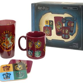 Harry Potter (Crests) Gift Box