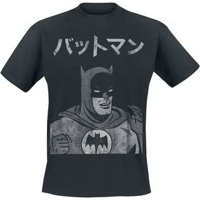 Batman Siro T-shirt noir