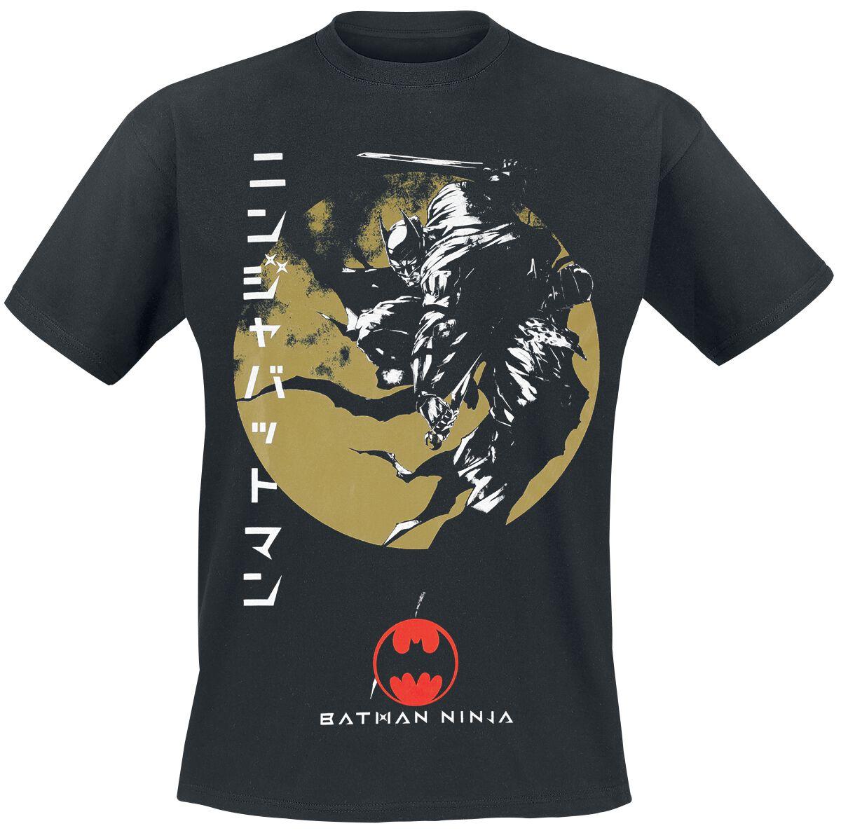 Image of   Batman Ninja Movie T-Shirt sort