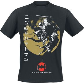 Batman Ninja Movie T-shirt noir