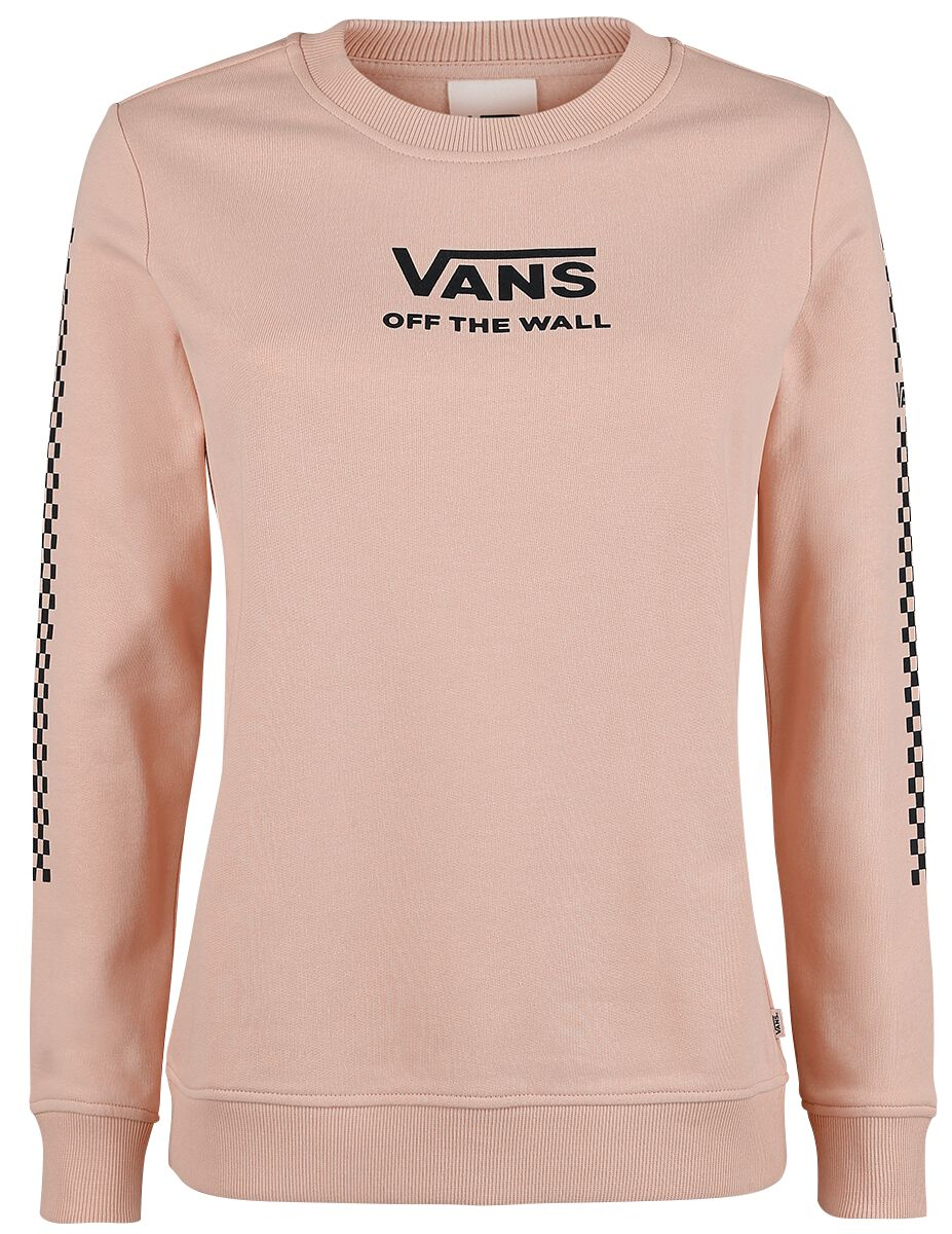 Image of   Vans Funday Girlie sweatshirt Rose