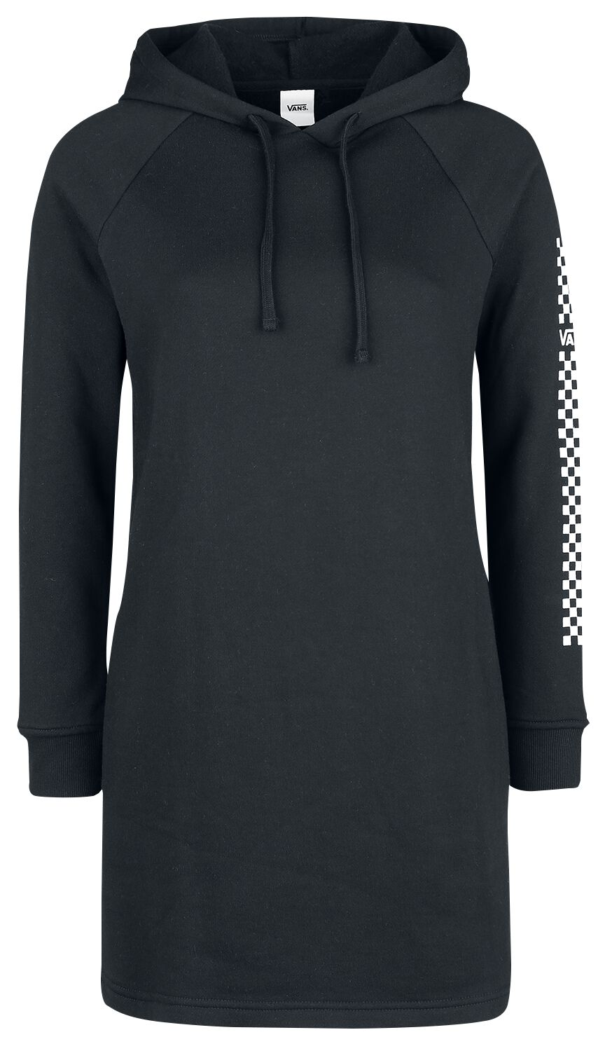 Image of   Vans Funday Hoodie Kjole Girlie hættetrøje sort