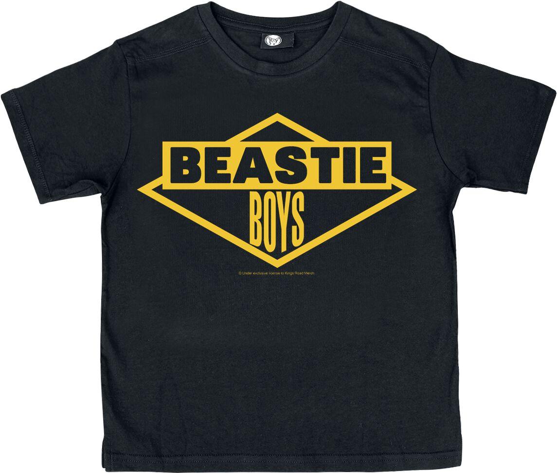 Obraz z Beastie Boys Logo Koszulka dziecięca czarny