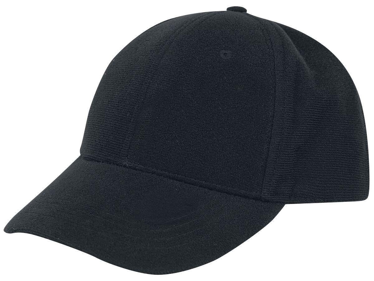 Image of   Forplay Klett Baseballcap Baseball Cap sort