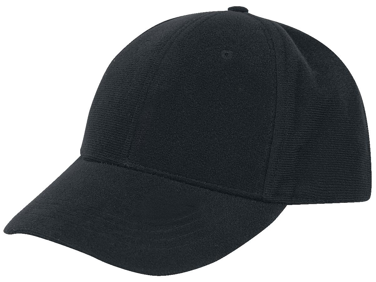 Forplay - Velcro Baseball Cap - Baseball Cap - black