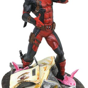 Deadpool Statuette Marvel Gallery Deadpool (Taco Truck) Figurine de collection Standard