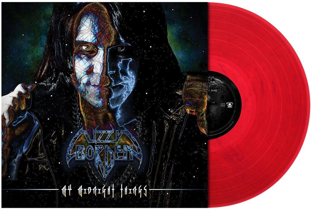 Lizzy Borden My midnight things LP Standard