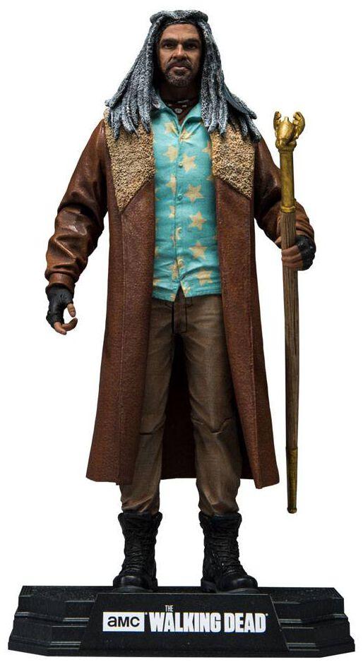 Image of   The Walking Dead Ezekiel Actionfigur multifarvet