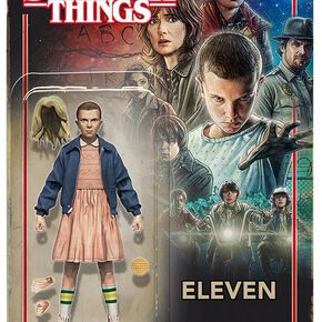 Stranger Things Eleven Figurine articulée multicolore