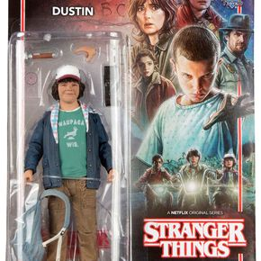 Stranger Things Dustin Figurine articulée multicolore