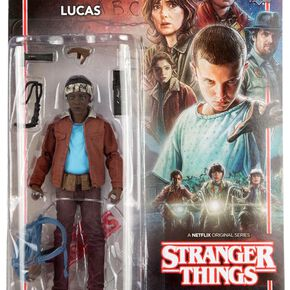 Stranger Things Lucas Figurine articulée multicolore