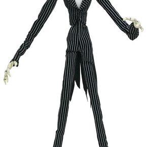 L'Étrange Noël De Monsieur Jack Jack - Silver Anniversary Actionfigur Figurine de collection Standard