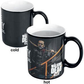 The Walking Dead Negan - Mug Thermoréactif Mug multicolore