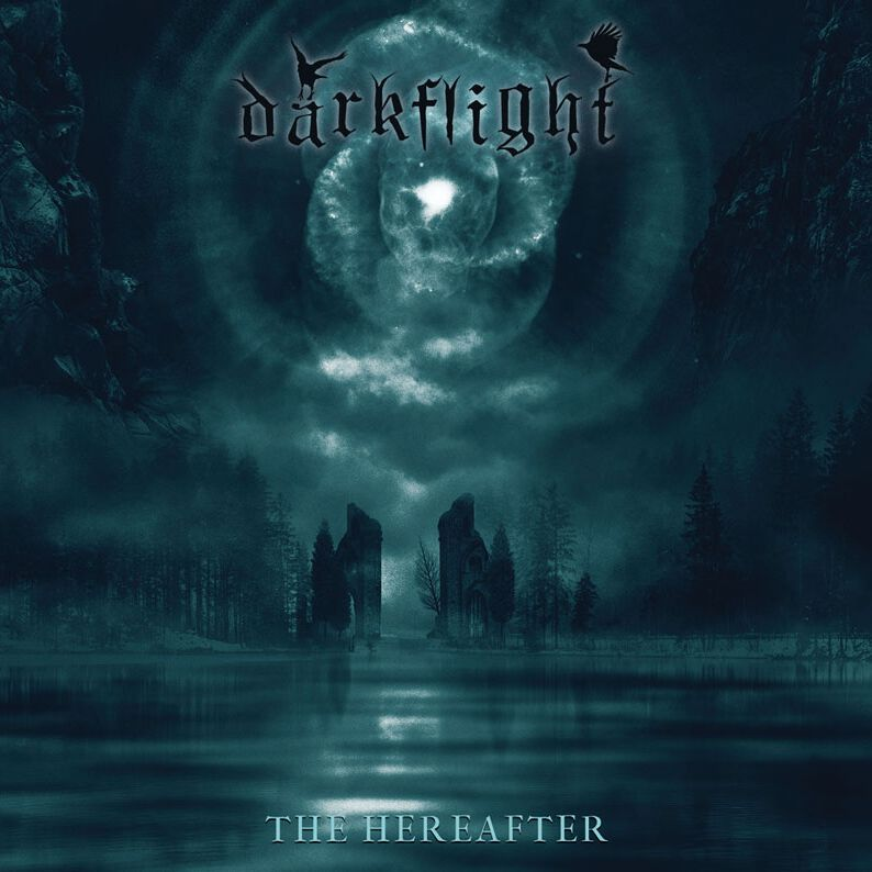 Image of   Darkflight The hereafter CD standard