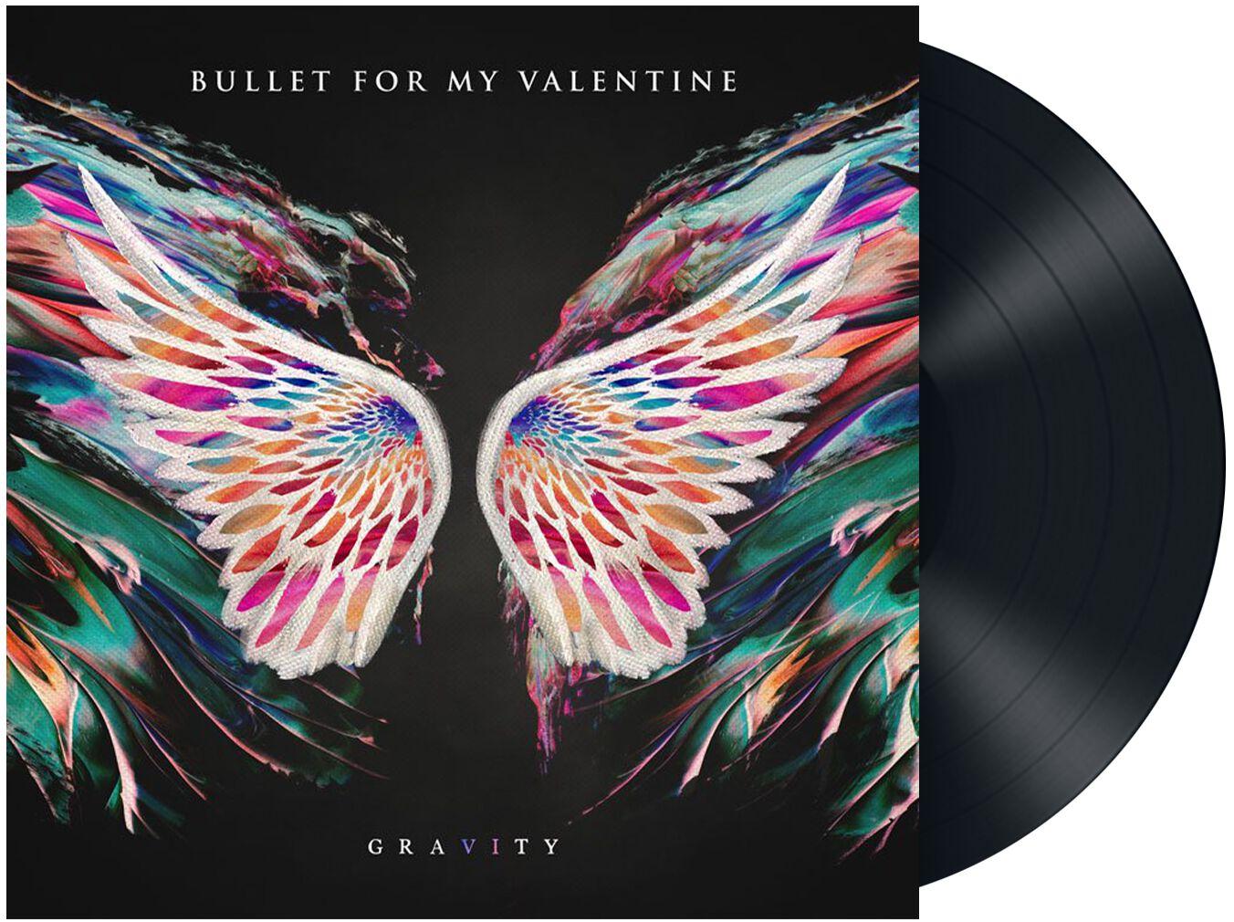 Bullet For My Valentine Gravity LP Standard