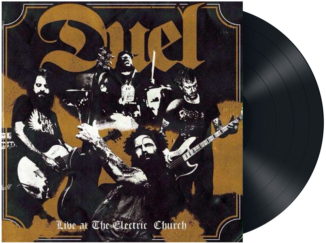 Image of   Duel Live at the Electric Church LP standard