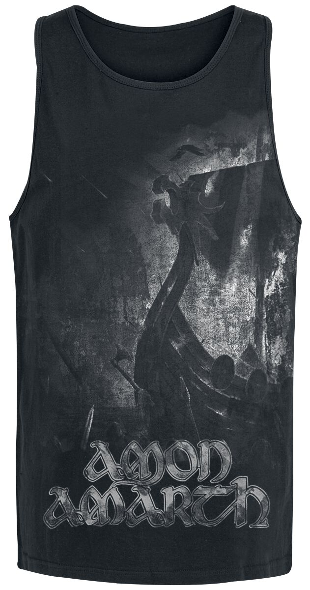 Image of   Amon Amarth One Thousand Burning Arrows Tanktop sort