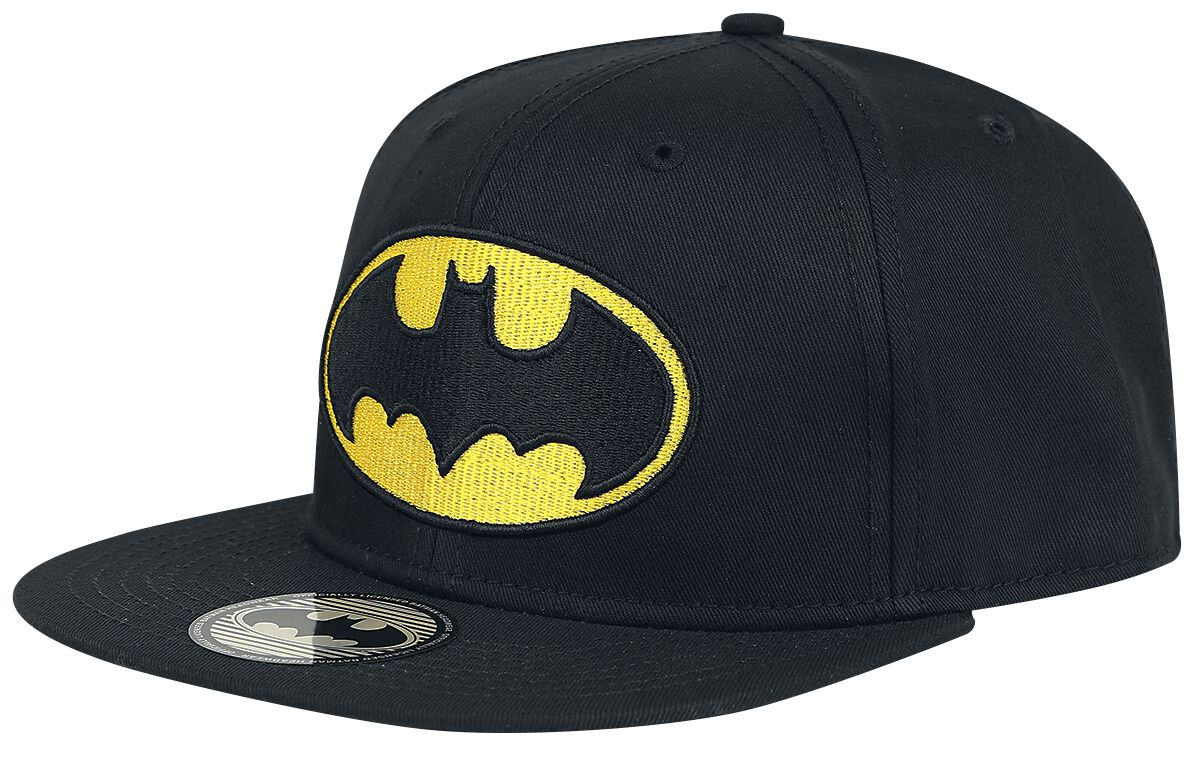 Image of   Batman Logo Snapback Cap sort