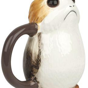 Star Wars Porg - Mug 3D Mug multicolore